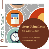 Stop Using Lean to Cut Costs