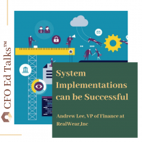 System Implementations can be Successful