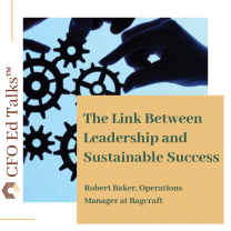 The Link Between Leadership and Sustainable Success